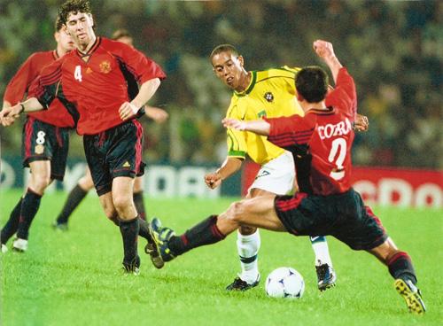 Coira e Ronaldinho